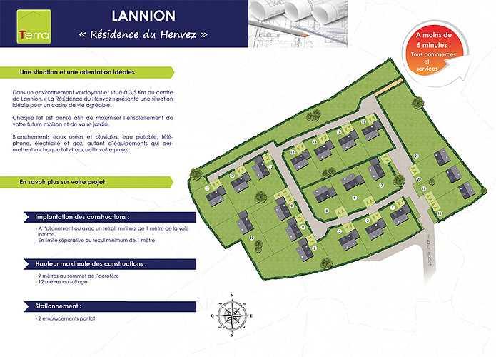 Lannion - Le Henvez 0