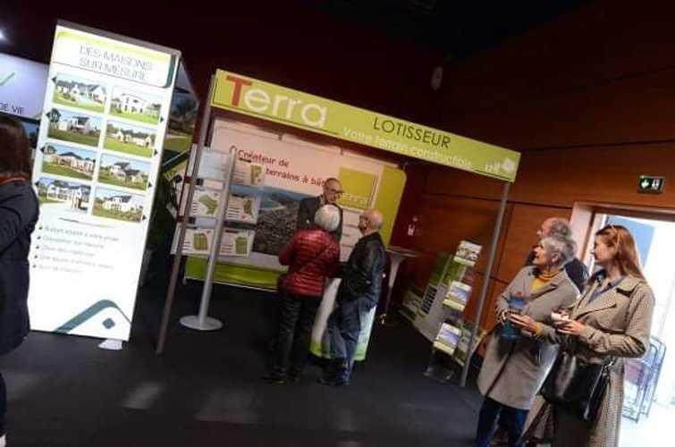 Terra Développement présent au salon de l''habitat à Saint-Brieuc img7334